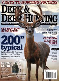 Deer & Deer Hunting magazine