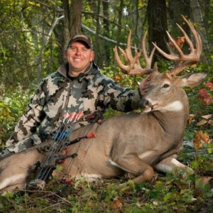 Giant Minnesota Nontypical Buck Might Be State Record