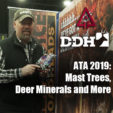 ATA 2019: Mast Trees, Deer Minerals and More