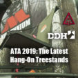 ATA 2019: The Latest Hang-On Treestands