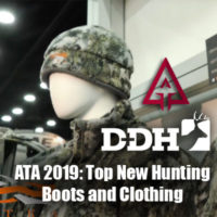 ATA 2019: Top New Hunting Boots and Clothing