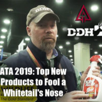ATA 2019: Top New Products to Fool a Whitetail's Nose