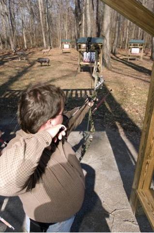 Bowhunters Archers Have New Public Archery Park