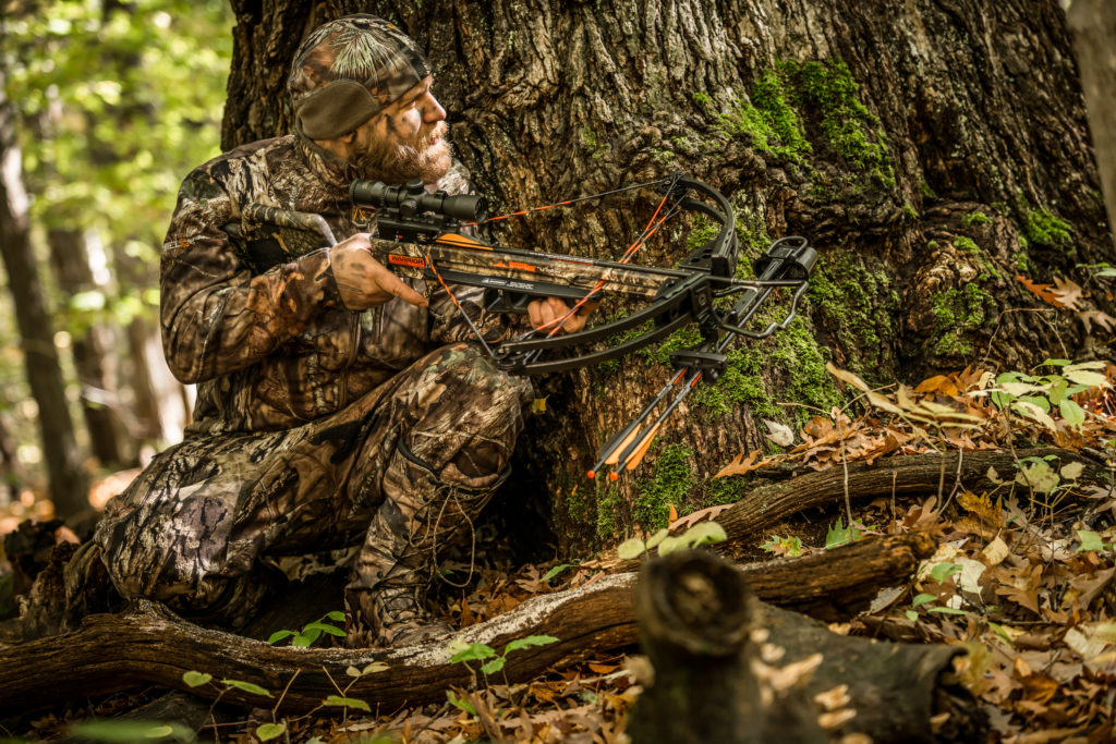 Early Season Crossbow Tactics for Deer Hunting