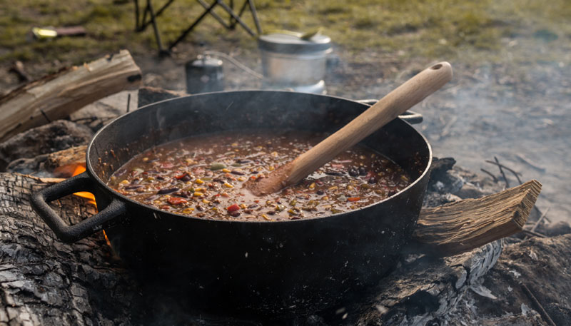 Cowboy Venison Chili Recipe