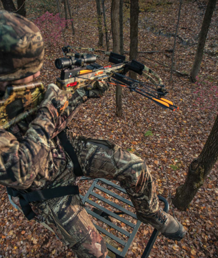 Six Life Saving Treestand Safety Hunting Tips