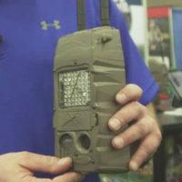 Cuddeback's New Cellular Trail Camera