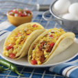 Foodie Friday: Breakfast Venison Tacos
