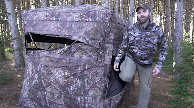 Field And Stream Outpost Xl Tree Stand Review Field