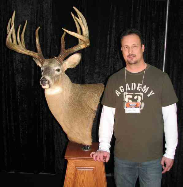 Johnny King Buck Is New 1 Typical Whitetail In North America
