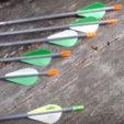 Lightweight, Tough New Easton AXIS SPT Arrows