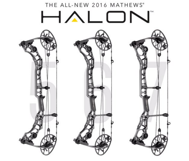 ata 2016  mathews introduces new halon compound bow