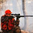 Muzzleloader deer hunting