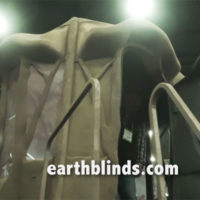 New Hunting Blind Made With Dirt