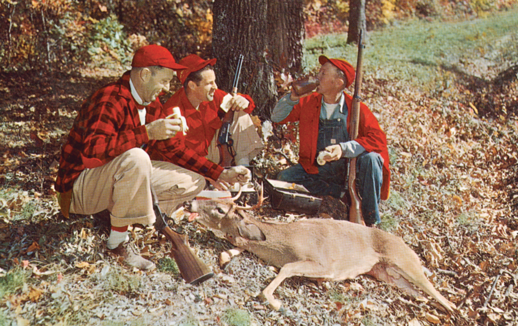 Deer Hunting Flashback: A Classic 1950 Opening Day
