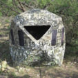 Primos' Newest Double Bull Blind: The SurroundView