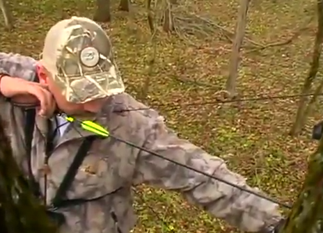 Routines create pressure that deer realize and react to each season.