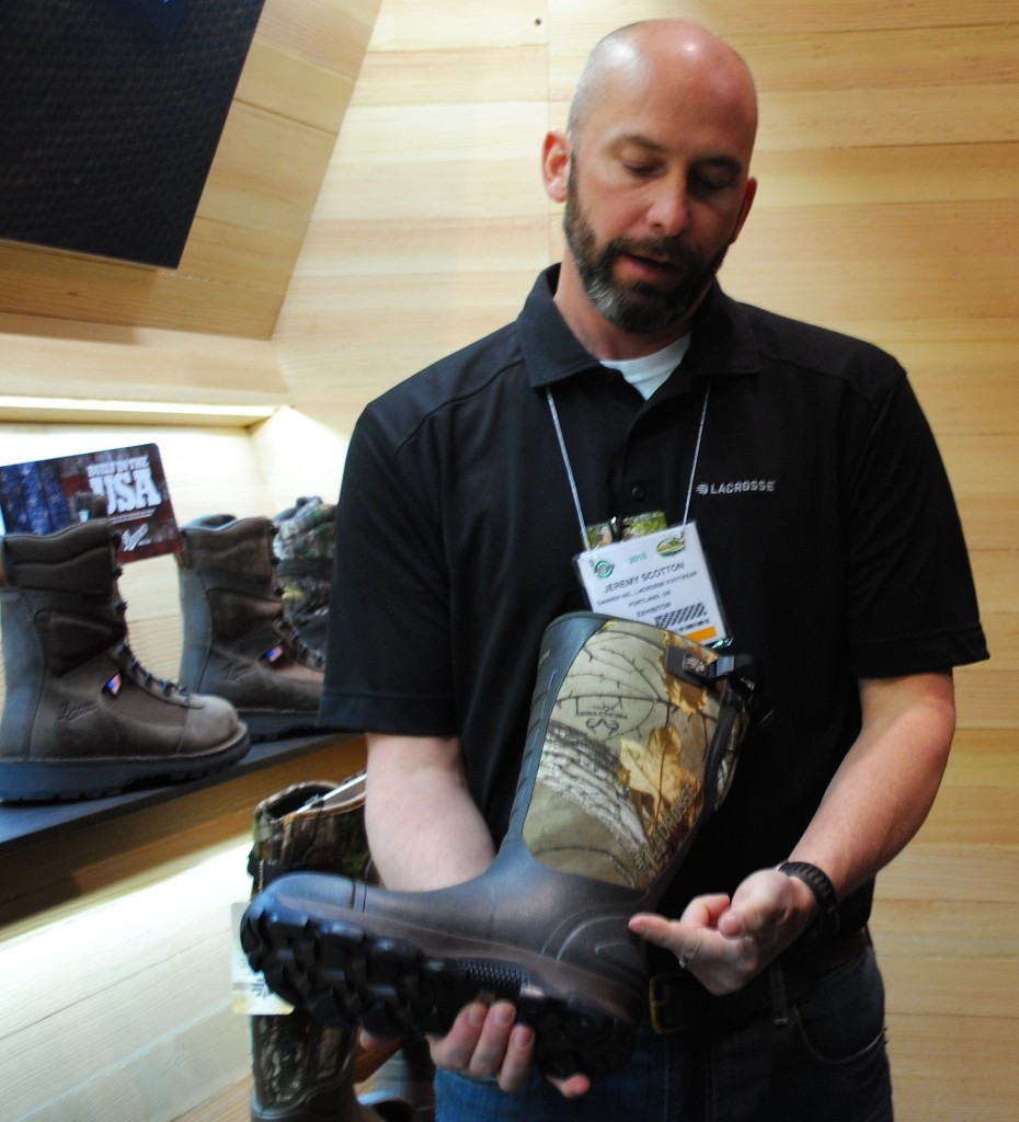 SHOT Show 2015: How Much Insulation Do I Need In My