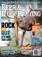 Get the December Issue of Deer & Deer Hunting