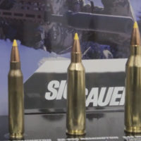 New SIG SAUER Deer Hunting Ammunition
