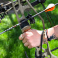 The High-Performance Hunting Arrow for Low Draw Weights Easton Axis SPT Arrows