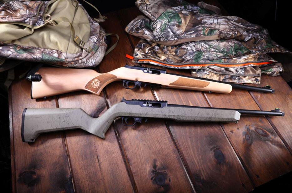 New Rifle Stock Options for Thompson/Center Arms Rimfire Rifles