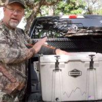 Ultra-Tough Cooler for Deer Hunting Adventures