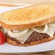 Foodie Friday: Venison Patty Melt Goodness
