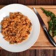 Foodie Friday: Venison Spanish Rice