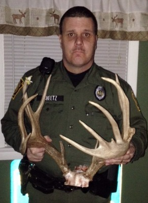 Pa game commission conservation officer