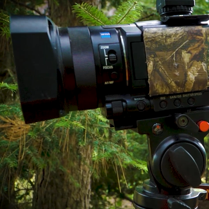 self-film your hunts