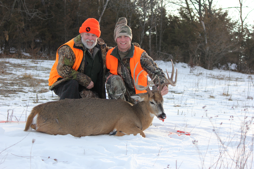 45566c4e5 NFL Prospect Jacob Pedersen Has Passion for Football and Deer ...