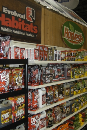 New Muzzleloaders, Rifles and Clover Blends for 2011 -
